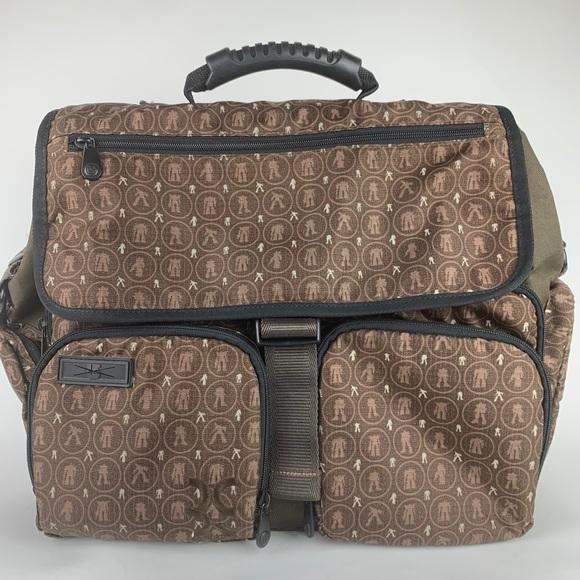 Burton Handbags - Burton Travel Satchel Bag Backpack Expandable